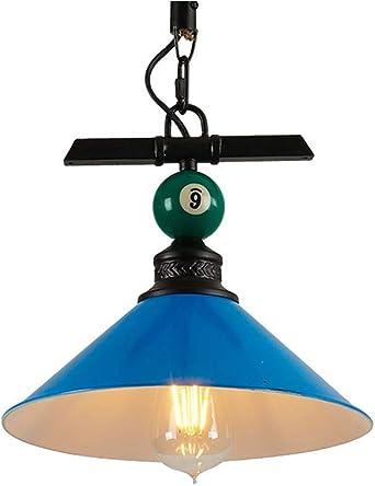Lámparas creativas de billar, Araña de luces industriales modernas ...
