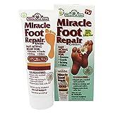 Miracle of Aloe, Miracle Foot Repair Cream with 60% UltraAloe 8 ounce tube