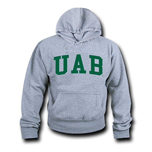 Game Day Hoodie - W REPUBLIC APPAREL Game Day Hoodie, UAB, Heather Grey, Small