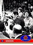(CI) Harry Sinden Hockey Card 1991 Future Trends Canada 1972 (base) 94 Harry Sinden