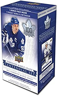 2017 UPPER DECK TORONTO MAPLE LEAFS CENTENNIAL BLASTER BOX