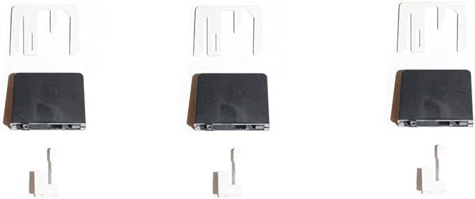 Amazon.com: 3x DAC2684 + 3x DAC2685 + 3x DNK6009 Channel Cross Fader Start Knob For Pioneer DDJ-SB: Musical Instruments