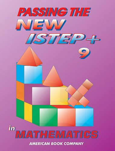 Passing the New ISTEP+ Grade 9 in Mathematics