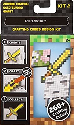 Minecraft Crafting Table Refill Pack #2 by Mattel: Amazon.es: Juguetes y juegos