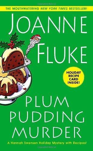 Plum Pudding Murder (Hannah Swensen) by Joanne Fluke (2010-10-01)
