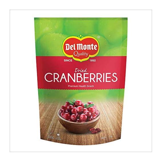 Delmonte Dried Cranberries, 130g