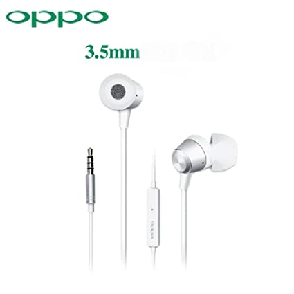 Blueme Oppo A83 Earphone Best Sound With Mic And All: Amazon