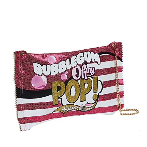 Oh My Pop! - Borsa Bubblegum (Karactermania)