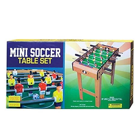 DD - Juego de mesa de fútbol (tamaño pequeño, 1 unidad): DD ...