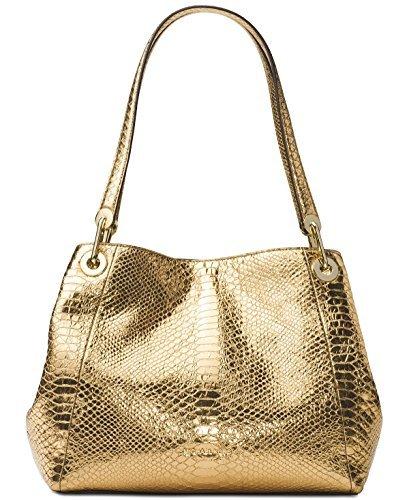 Michael Kors Gold Handbag - 6