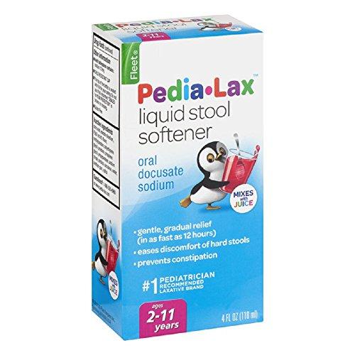 Pedia-Lax Liquid Glycerin Suppositories by Pedia-Lax