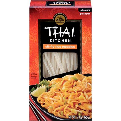 Thai Kitchen Gluten Free Stir Fry Rice Noodles, 14 oz
