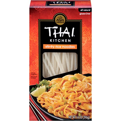 Thai Kitchen Gluten Free Stir Fry Rice Noodles, 14 oz Asian Noodles