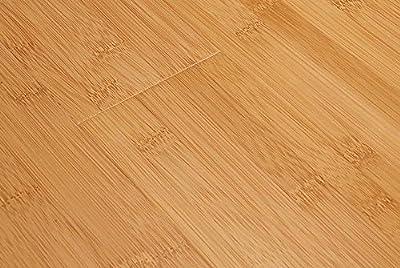 23.81SQFT Amerique Horizontal Carbonized Solid Bamboo Flooring (One Carton)