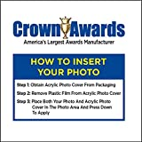 Crown Awards Personalized Photo Plaques