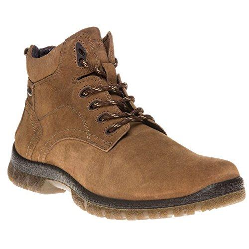 Hush Puppies - OUTCLASS de ante hombre, color marrón, talla 42: Amazon.es: Zapatos y complementos