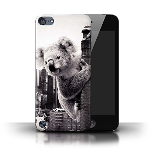 STUFF4 Phone Case / Cover for Apple iPod Touch 5 / King Koala Design / Down Under Collection