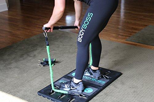 Bodyboss Home Gym 2 0 Full Portable Gym Home Workout