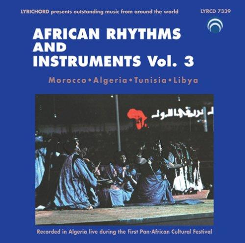 African Rhythms & Instruments, Vol. 3