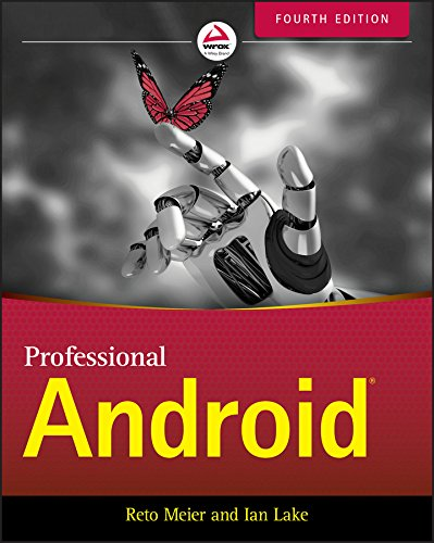 Professional Android (Best Android App Development Tutorial)