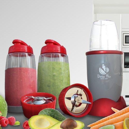 Dieta Mix - Il Batidora ideal para la tua dieta. Frulla comodamente fruta fresca y verdura y Bevi direttamente I tuoi helado y batido Dai Suoi dos ...