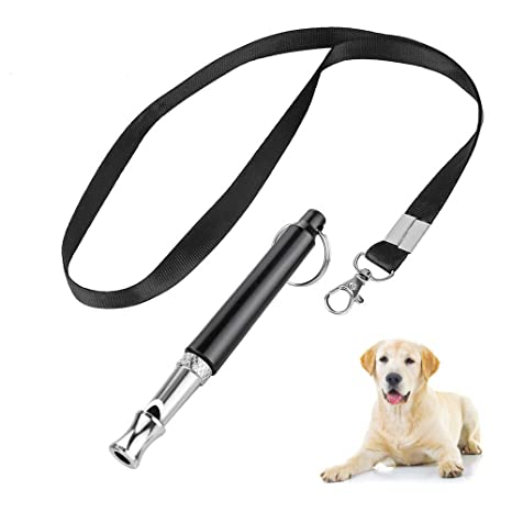 Amazon.com: Hores - Silbato para perro para detener la ...