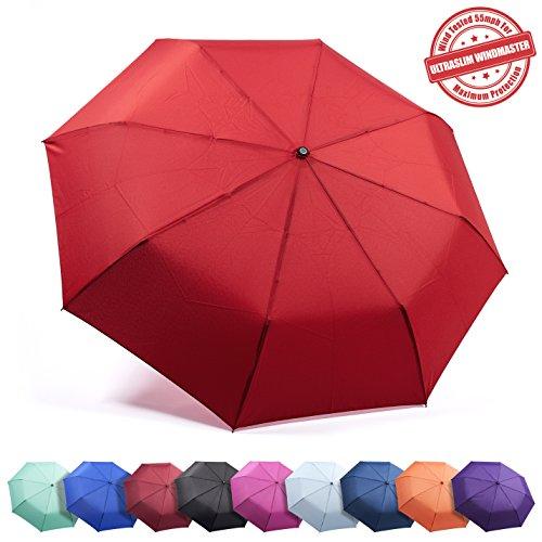 Frostfire Travel Umbrella Proven