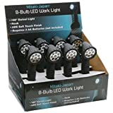 Mitaki-Japan ELWL8 8 Piece LED Work Light