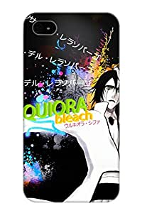 Awesome Wwkbaa-6526-elojour Michelleadam Defender Tpu Hard Case Cover For Iphone 4/4s- Anime Bleach