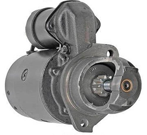NEW STARTER FITS JOHN DEERE TRACTOR 1010 2010 TY1434 AT16311 TY26038 AT12283 1107280