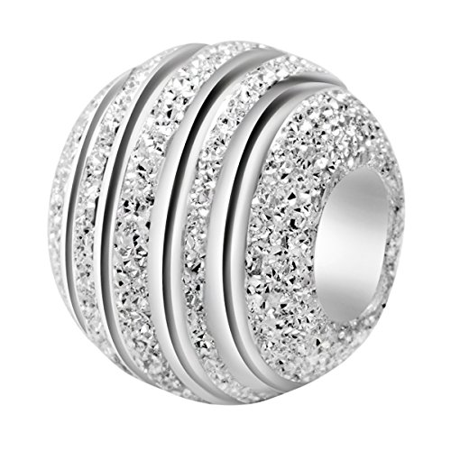 925 Sterling Silver Charms for Bracelets (Balling Pure)]()