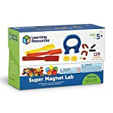 Learning Resources Classroom Magnet Lab KIt - LER2064