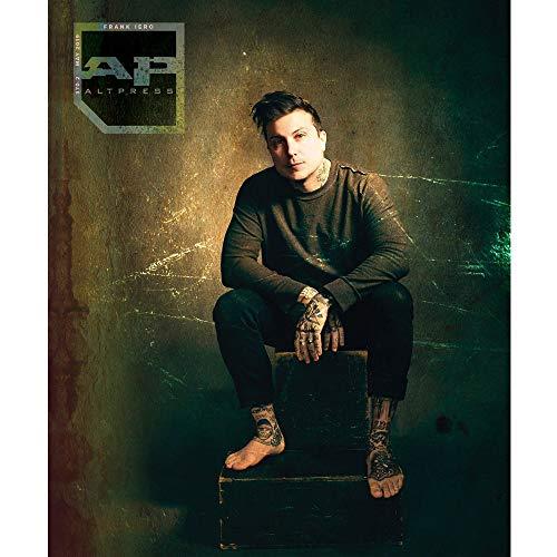 Alternative Press Magazine Issue #370.2 Frank Iero