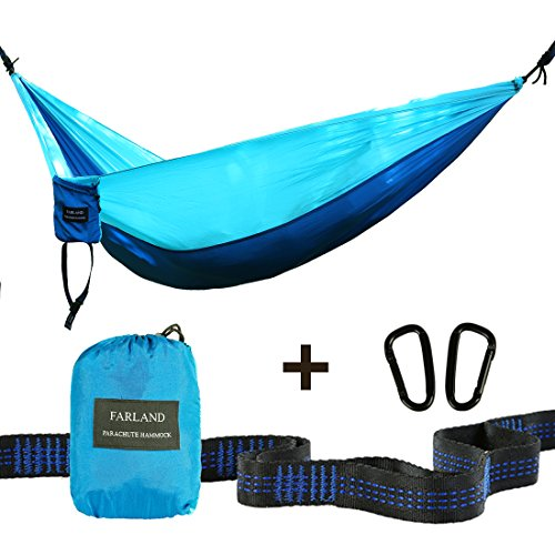 Outdoor Camping Hammock Lightweight Backpacking