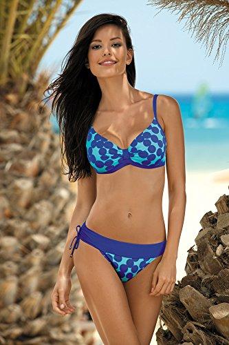 Feba Bikini conjunto para mujer Nicole Modelo-25DK