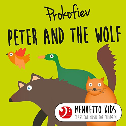 Peter and the Wolf, Op. 67: II. The Story Begins