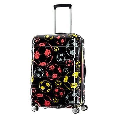 acb379832e Amazon | スーツケース | SAMSONITE (サムソナイト) American Tourister (アメリカンツーリスター) HS  MV+DLX (エムブイプラス デラックス) Spinner 69cm AT9*003 ...