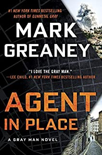 Book Cover: Agent in Place