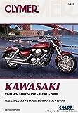 M245 2003-2008 Kawasaki Vulcan VN1600 Motorcycle Repair Manual By Clymer