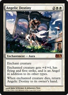 (Magic The Gathering Angelic Destiny)