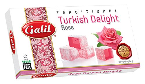 Galil Turkish Delight 16 Ounce Boxes