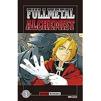 Full Metal Alchemist N.1