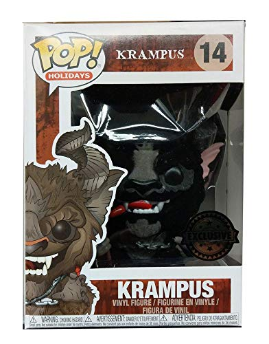 Funko 21858 Krampus W1 Pop Vinilo, Multi