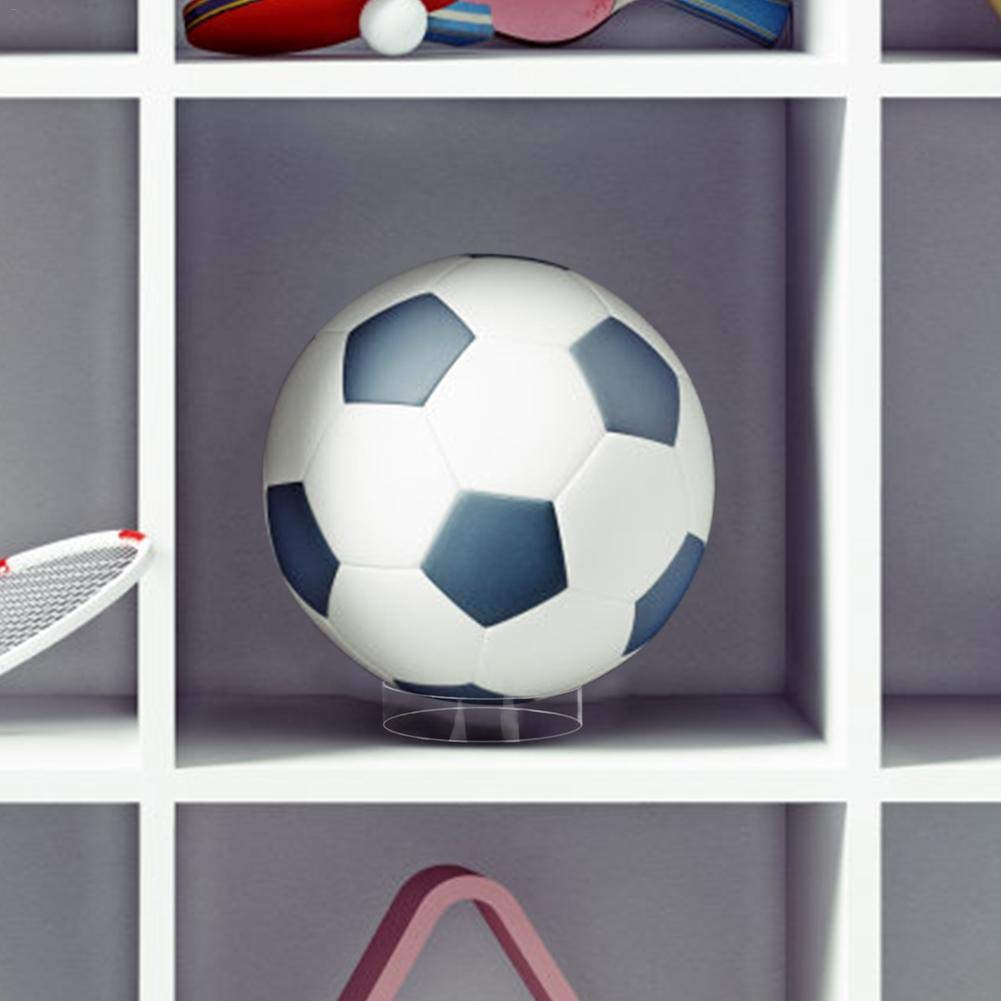 Kitabetty Soporte de Bola de acrílico, Soporte de exhibición de ...
