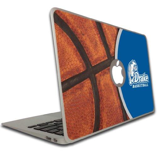 Drake University - MacBook Air or MacBook Pro (13 inch) Vinyl Skin – Basketball ()