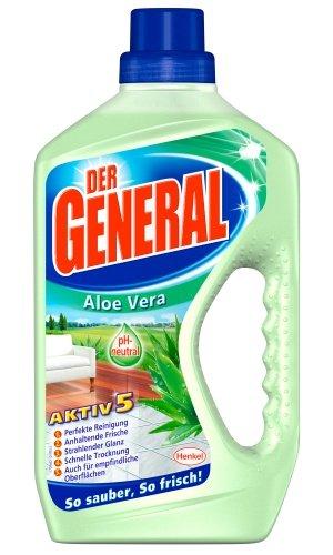 Der General Aloe Vera, Allzweckreiniger, 2er Pack (2 x 750 ml)