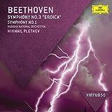 Virtuoso Series: Beethoven: Symphonies Nos. 1 & 3-Eroica