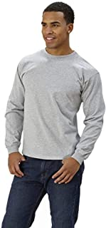 product image for Goodwear Adult Long Sleeve Crew Neck Modern Fit