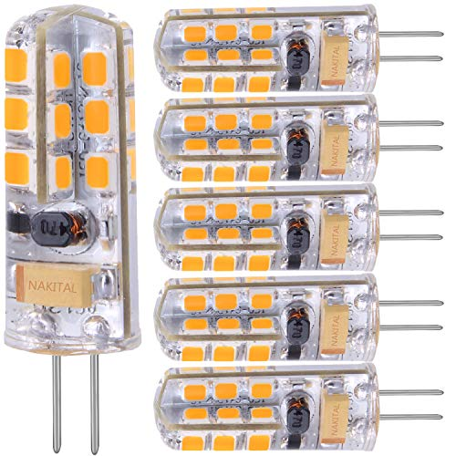 G4 Bi Pin Led Light Bulbs in US - 8