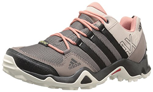 adidas+Outdoor+Women%27s+AX2+Gore-Tex+Hiking+Shoe%2C+Vapour+Grey%2FBlack%2FRaw+Pink%2C+8.5+M+US